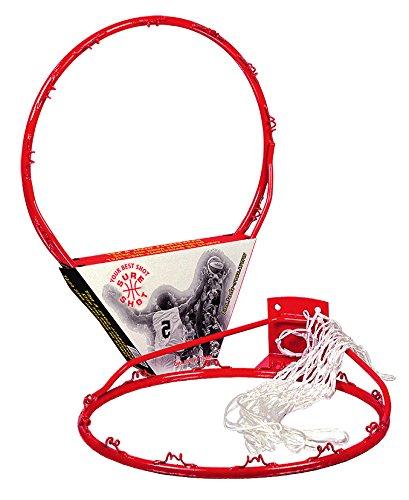Sure Shot - Baskeballkörbe in rot / weiß