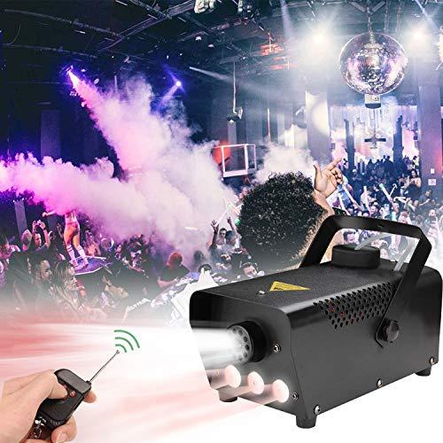 Hengda Nebelmaschine 500W mit LED