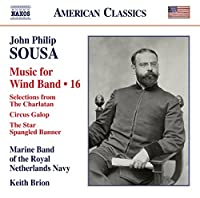 Sousa: Music for Wind Band Vol