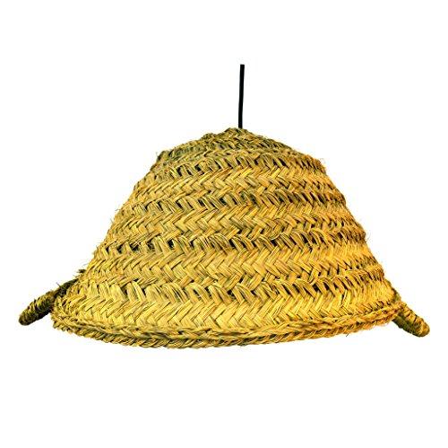 Lámpara esparto - BicocaWeb