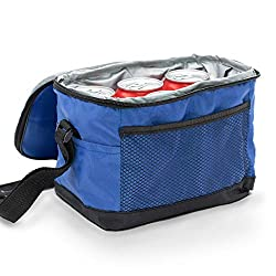 6 Packs Cooler Bag