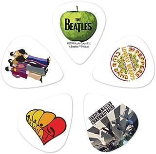 Planet Waves Beatles Guitar Picks, Meet the Beatles, 10 Pack, Heavy Gauge