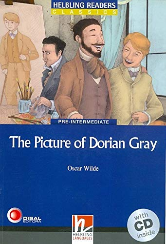 The Picture of Dorian Gray. Con Audio CD. Blue Series Level 4. A2,B1 [Lingua inglese]