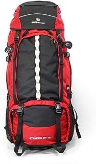 outdoorer Mochila Atlantis 90+10 mochilero, Cargador Frontal con Apertura Frontal, Volumen 100 l