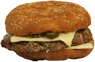 Big AZ Jalapeno Cheeseburger, 9.7 Ounce -- 10 per case.