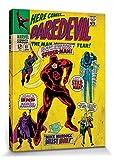 1art1 Daredevil - Here Comes Daredevil, Marvel Comics