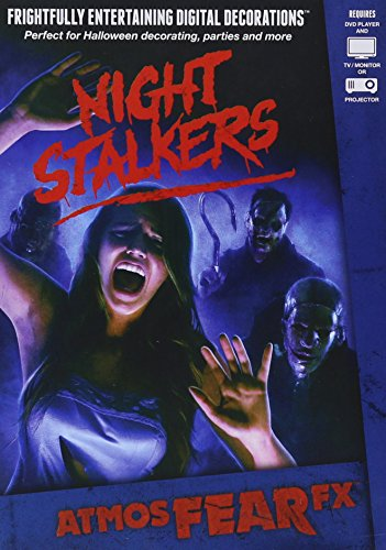 AtmosFEARfx Night Stalkers Digital Decorations by AtmosFX