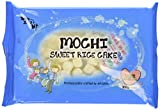 Mochi Sweet Rice Cake Topping - White 300g 10.58oz from