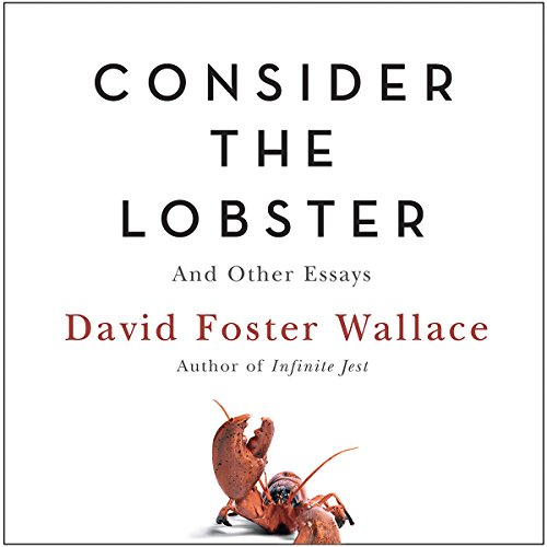 Consider the Lobster cover art