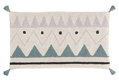 Lorena Canals Puff Sleepover Azteca Natural Mehrfarbig -100% natürliche Baumwolle/füllung: 100% Polyester...