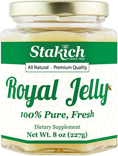 Stakich Royal Jelly