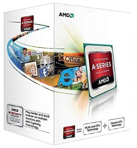 AMD AD4000OKHLBOX - FM2 A4-4000 3.20 GHz Processor