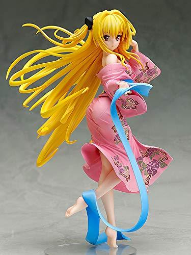 IDWX Modelo De Figura 22cm, Anime Heroes Freeing Y-Style To Love-RU Darkness Yukata, Juguetes Modelo De ColeccióN, Regalo