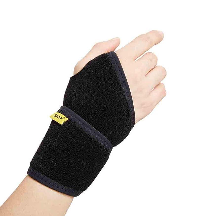 ホイッスル容器黙関節炎のためのThumbのスプリントは右手の手首サポート左手手根サポートを手根管トンネルの痛みを軽減するための男性と女性をトリガー Roscloud@