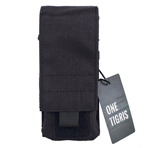 OneTigris Porte Chargeur avec Molle pour M4 (Noir)