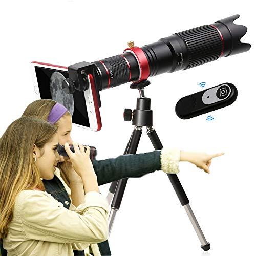 4K HD 36X Optische Zoom Camera Lens Telelens Mobiele Telescoop Telefoon voor Iphone 11 Smartphone Cellphone