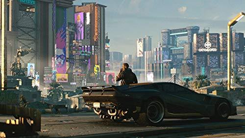 Cyberpunk 2077 + 3 Night City Postcards (PS4) (exclusive to Amazon.co.uk)