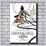 dubdubd Poster und Drucke New Ghost IN The Shell Anime Film