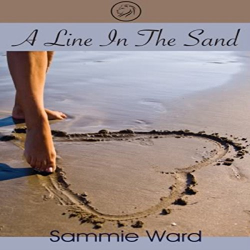 A Line in the Sand audiobook cover art