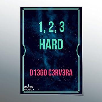 1, 2, 3 Hard