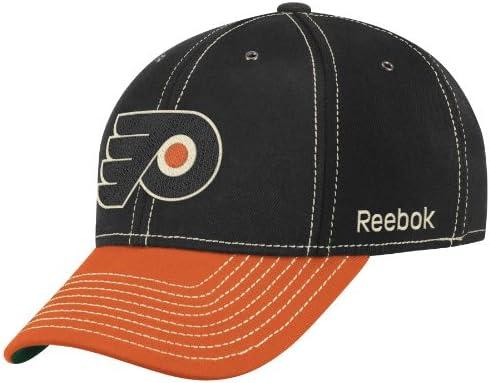 Reebok Philadelphia Flyers 2012 Winter Classic Relaxed FIT Strap Back Hat
