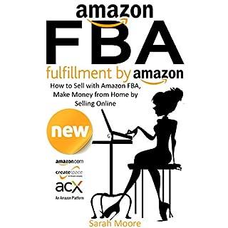Amazon FBA: Fulfillment by Amazon audiobook cover art