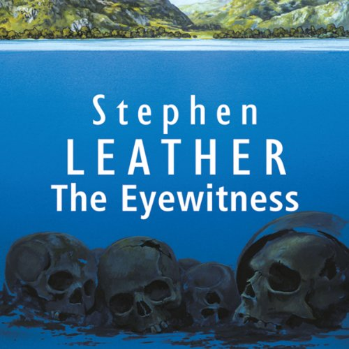 The Eyewitness audiobook cover art