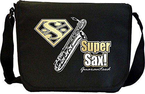 Musicalitee Saxophone Sax Baritone Super Rescue - Sheet Music Document Bag Musik Notentasche