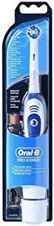 Oral-B Pro Expert Battery Powered ElectricToothbrush with Replaceable 2 x AA Batteries and 1 x Precision Clean Brush Head