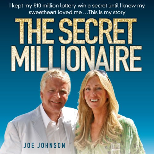 The Secret Millionaire audiobook cover art