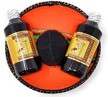 Usumacinta Pure Mexican Amber Vanilla 8.4 Ounces Gift Set