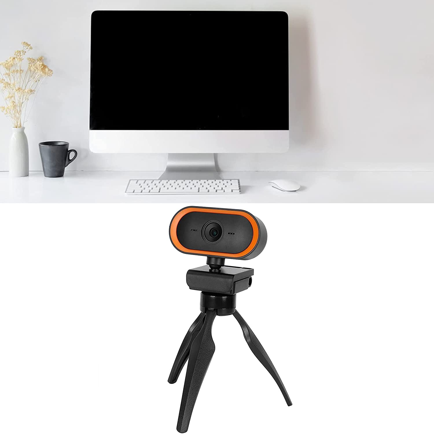 Webcam Free Shipping Cheap Bargain Gift 1080P 360° Rotation Durable f Camera USB2.0 Computer Ranking integrated 1st place ABS