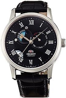 [オリエント時計] 腕時計 SET0T002B0 ブラック