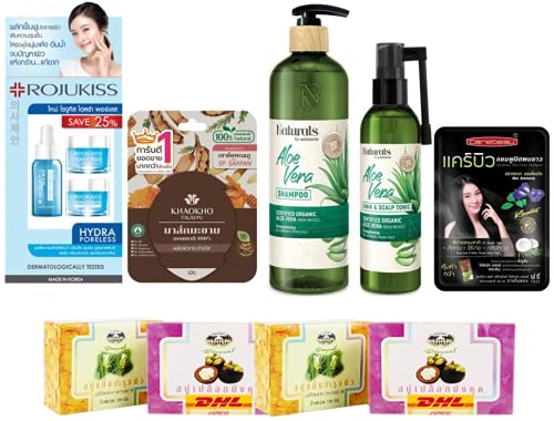 Set A00 Rojukiss Hydra Poreless 2021 new W Naturals 2021new shipping free shipping Serum By 5ml+Day