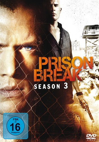 Prison Break - Die komplette Season 3 (4 DVDs)