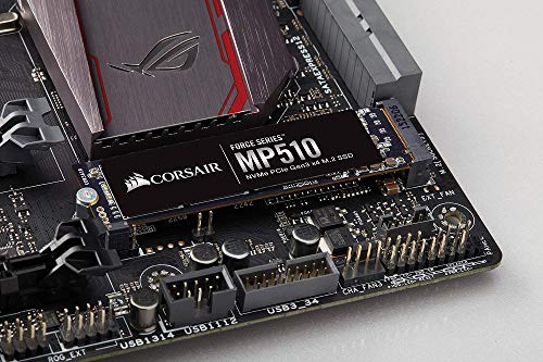 Corsair Force MP510 480 GB NVMe PCIe Gen3 x4...