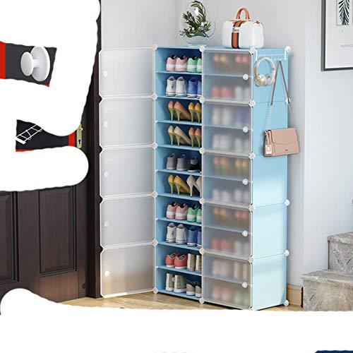 Zapatero gabinete de almacenamiento de casa de plástico montaje de gran capacidad zapatero zapatero tamaño milti zapatos organizador muebles zapatero meubles-MULTI, China