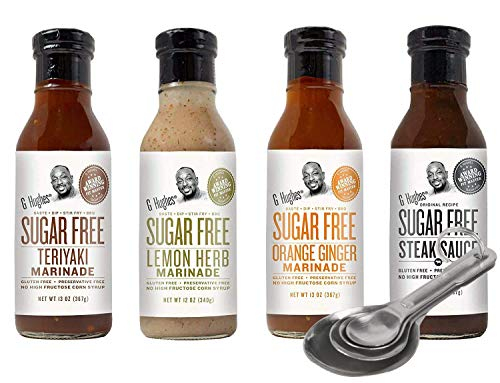 Top 10 Best g hughes smokehouse sugar free bbq sauce Reviews