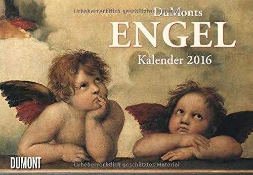 DuMonts Engel Kalender 2016: mit schönen Gedichten