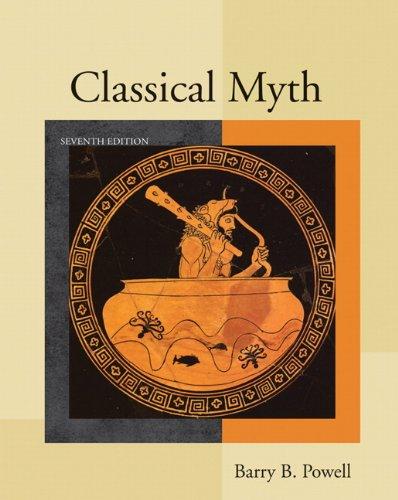 Classical Myth (7th Edition)
