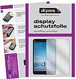 dipos I 2X Schutzfolie klar kompatibel mit Xiaomi Mi Pad 3 Folie Bildschirmschutzfolie