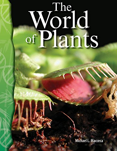 The World of Plants (Science Readers: Life Science)