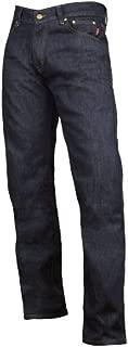 ラフアンドロード(ROUGH&ROAD) HOTウインドガードデニムパンツ ワンウォッシュネイビー LL(34インチ) RR7464