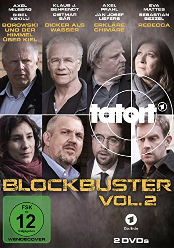 Tatort - Blockbuster Vol. 2 (2 DVDs)