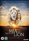 Mia And The White Lion [DVD] [2019]