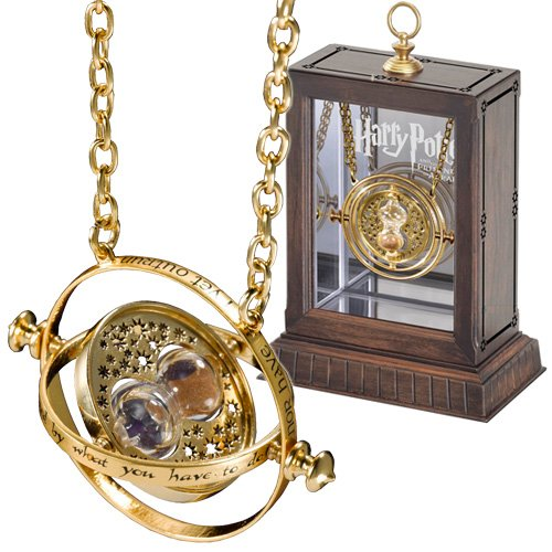 Noble Collection Harry Potter Movie Prop Retourneur de Temps