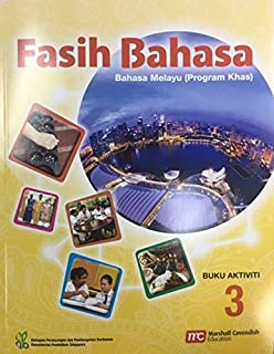 Malay (Special Programme) (Fasih Bahasa) Activity Book Secondary 3