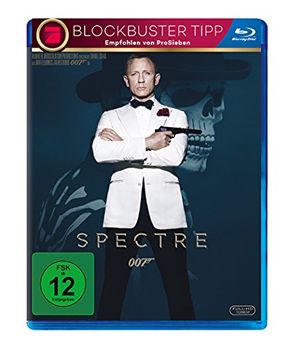 James Bond - Spectre [Alemania] [Blu-ray]