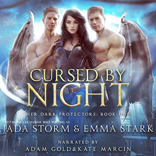 Cursed by Night audiobook cover art