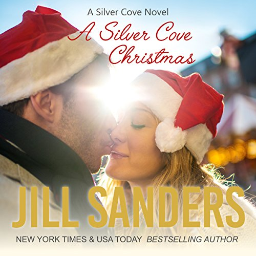 A Silver Cove Christmas audiobook cover art